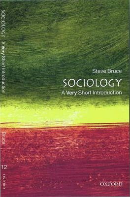 Sociology: A Very Short Introduction