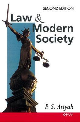 Law and Modern Society