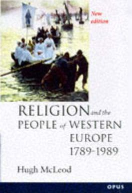 Religion and the People of Western Europe 1789-1990