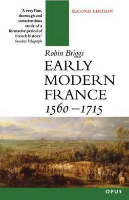 Early Modern France 1560-1715