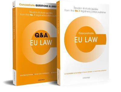 European Union Law Revision Concentrate Pack