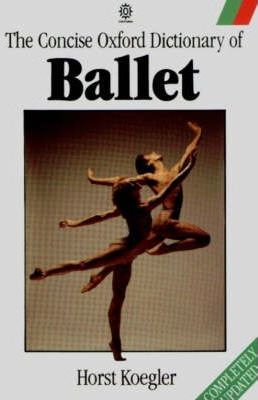 Concise Oxford Dictionary of Ballet