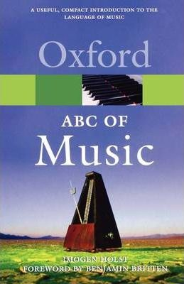 An ABC of Music