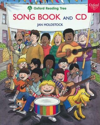 Oxford Reading Tree Song Book and CD
