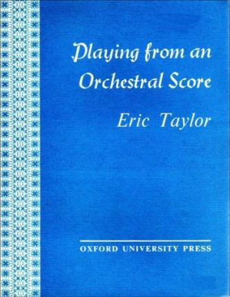 Playing from an Orchestral Score