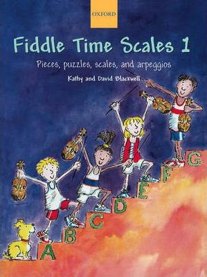 Fiddle Time Scales: Bk. 1