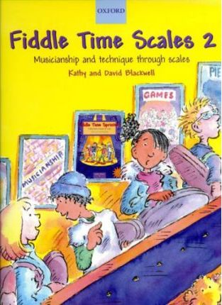 Fiddle Time Scales: Bk. 2