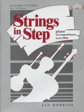 Strings in Step piano accompaniments Book 2