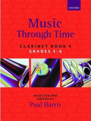 Music through Time Clarinet Book 4