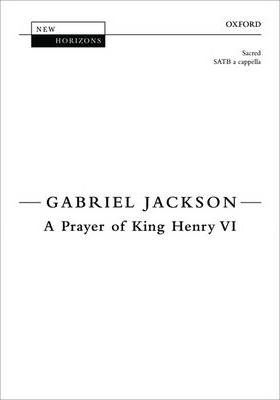 A Prayer of King Henry VI