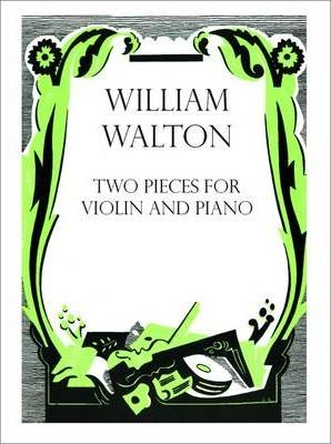 Two Pieces for Violin and Piano: Two Pieces for Violin and Piano Set of Parts