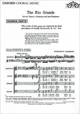 The Rio Grande: Chorus Part