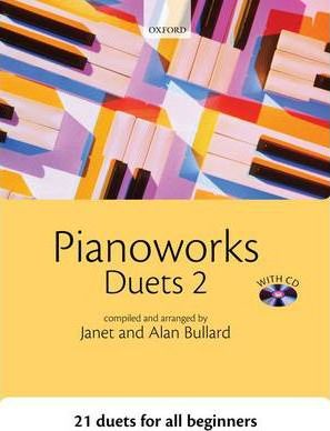 Pianoworks Duets 2 + CD