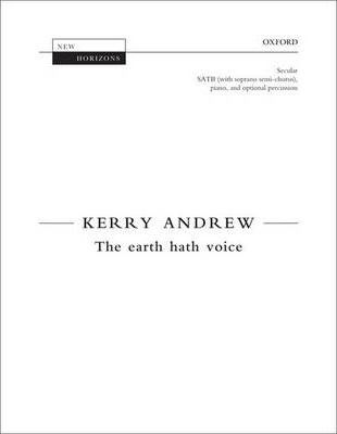 The earth hath voice