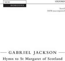 Hymn to St Margaret of Scotland