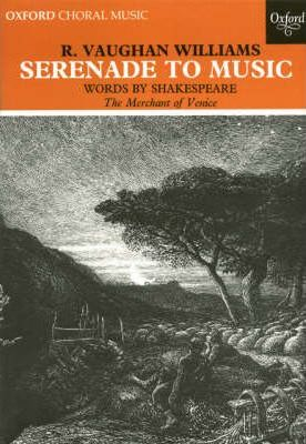 Serenade to Music: Vocal Score