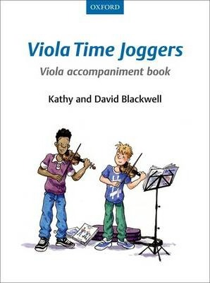 Viola Time Joggers Viola Accompaniment Book