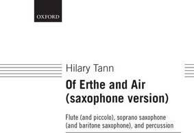 Of Erthe and Air (saxophone version)