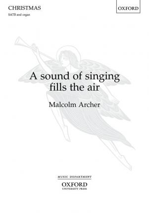 A sound of singing fills the air