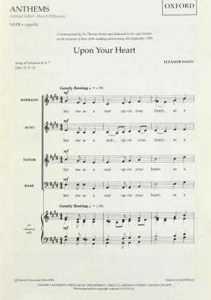 Upon Your Heart