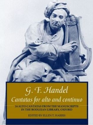 Cantatas for alto and continuo