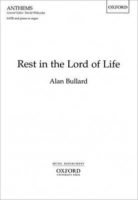 Rest in the Lord of Life