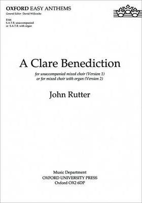 A Clare Benediction