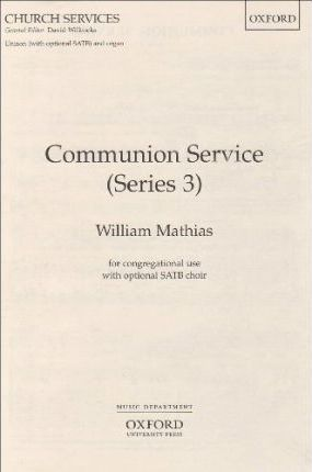 Communion Service (Series 3)