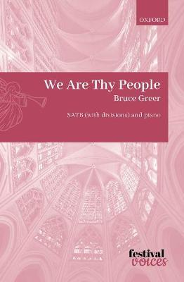 We Are Thy People