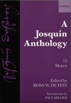 A Josquin Anthology