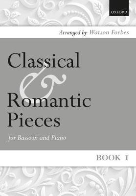 Classical and Romantic Pieces for Bassoon Book 1