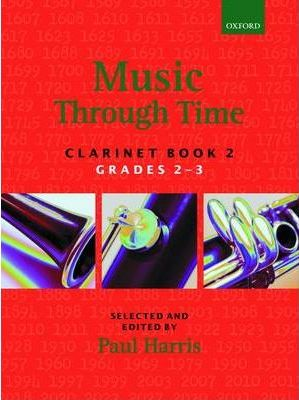 Music through Time Clarinet Book 2