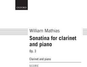 Sonatina for clarinet and piano Op.3