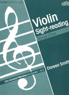 Violin Sight-reading Book 1