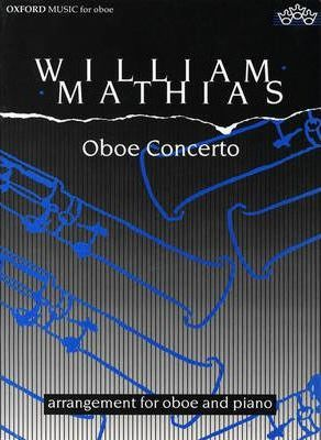 Concerto for Oboe: Reduction for Oboe and Piano