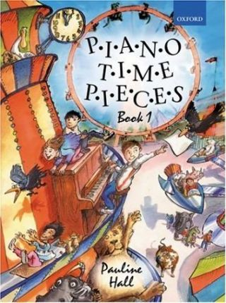 Piano Time Pieces 1: Book 1