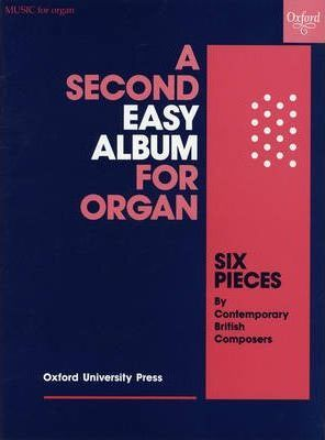 A Second Easy Album for Organ