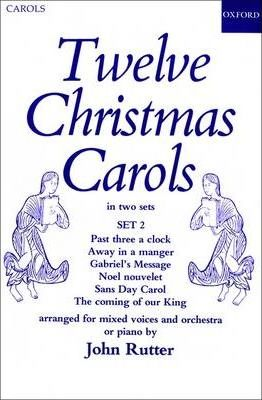 Twelve Christmas Carols Set 2