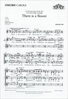 There is a flower