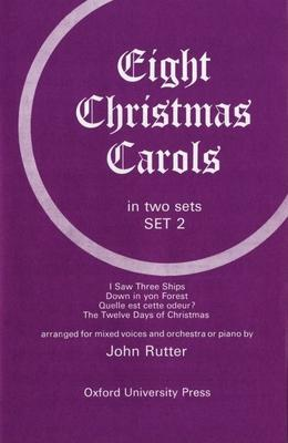 Eight Christmas Carols Set 2