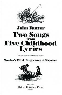 Two Songs from Five Childhood Lyrics
