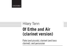 Of Erthe and Air (clarinet version)
