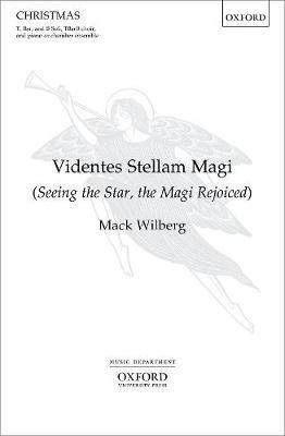 Videntes Stellam Magi: Vocal Score