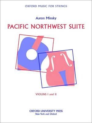 Pacific Northwest Suite: Violins I and II