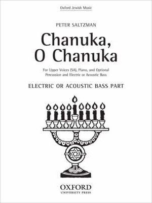 Chanuka, O Chanuka: Electric or Acoustic Bass Parts