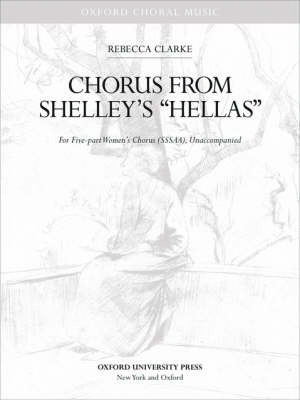 Chorus from Shelley's 'Hellas'