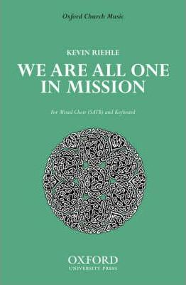 We are All One in Mission
