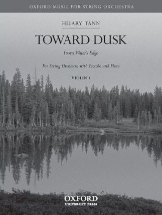 Toward Dusk: Violin 1
