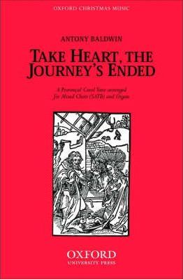 Take heart, the journey's ended