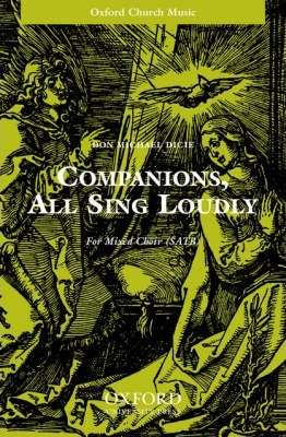 Companions, All Sing Loudly